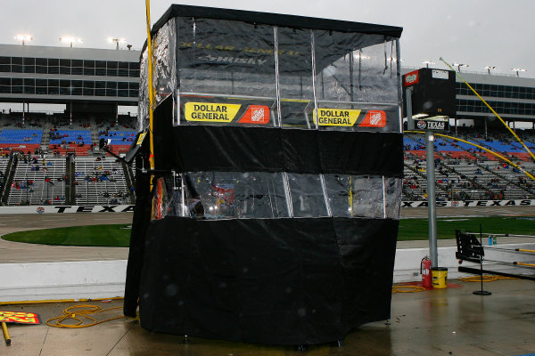 4-6 April, 2014, Fort Worth, Texas USA Rain postponement Matt Kenseth, Dollar General Toyota Camry ©2014, Russell LaBounty LAT Photo USA