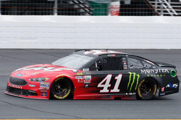 Monster Energy NASCAR Cup Series Overton's 301 New Hampshire Motor Speedway, Loudon, NH USA Friday 14 July 2017 Kurt Busch, Stewart-Haas Racing, Haas Automation/Monster Energy Ford Fusion World Copyright: Matthew T. Thacker LAT Images