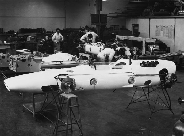 Slough, Berkshire, England.
