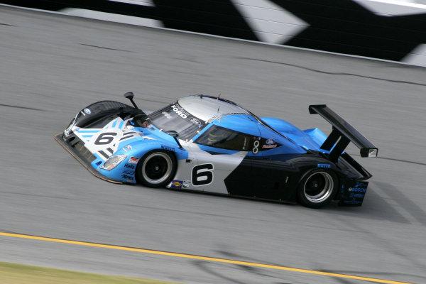 11-12, November, 2008, Daytona Beach, Florida USANo. 6, Ford / Riley, Michael Shank Racing: John Pew & Michael Valiante©2008, Greg Aleck, USA