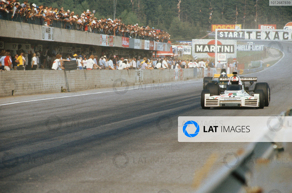 Osterreichring, Austria. 19 August 1973.