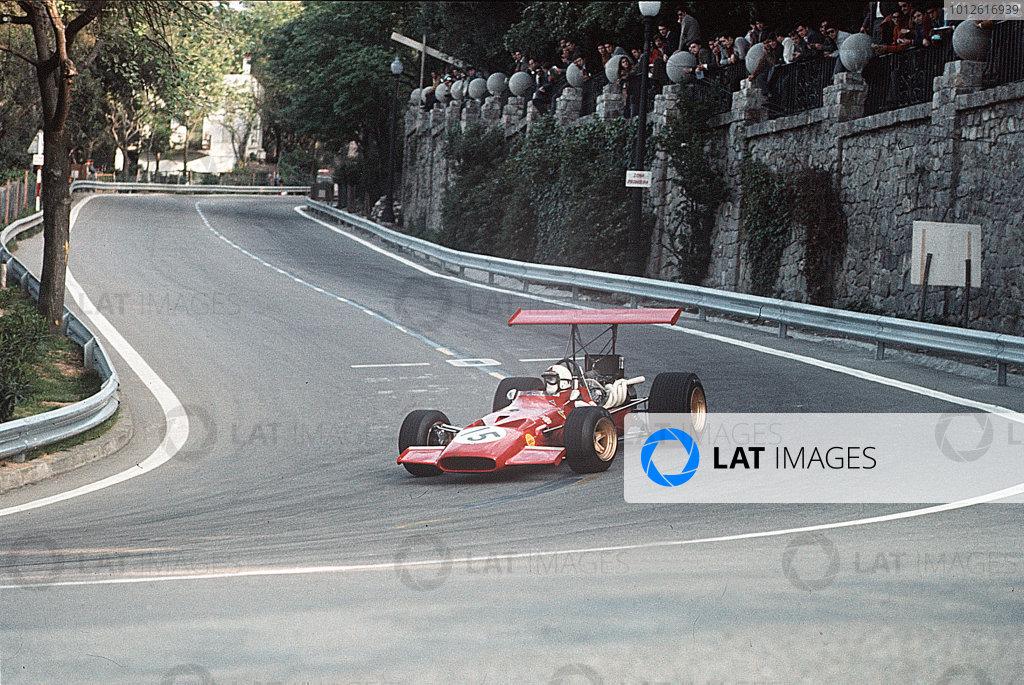 1969 Spanish Grand Prix.