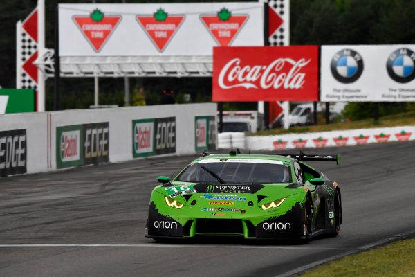 7-10 July 2016, Bowmanville, Ontario Canada 16, Lamborghini, Huracan GT3, GTD, Spencer Pumpelly, Corey Lewis ?2016, Scott R LePage  LAT Photo USA