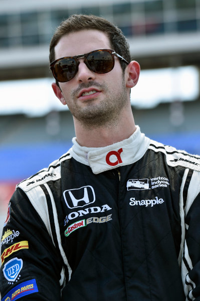 10-11 June, 2016, Fort Worth, Texas USA Alexander Rossi ? 2016, Nigel Kinrade LAT Photo USA