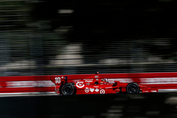 14 July, 2013, Toronto, Ontario, Canada Dario Franchitti © 2013, Michael L. Levitt LAT Photo USA