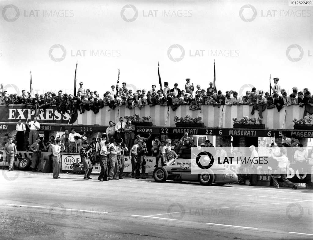 1958 British Grand Prix.