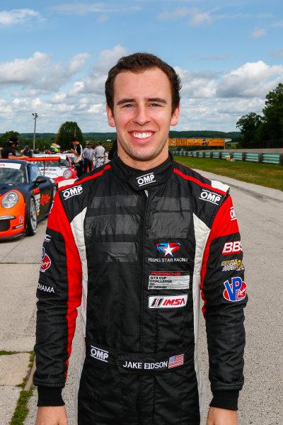 5-7 August 2016, Elkhart Lake, Wisconsin USA 95, Jake Eidson, Platinum, 2016 Porsche ?2016, Jake Galstad LAT Photo USA