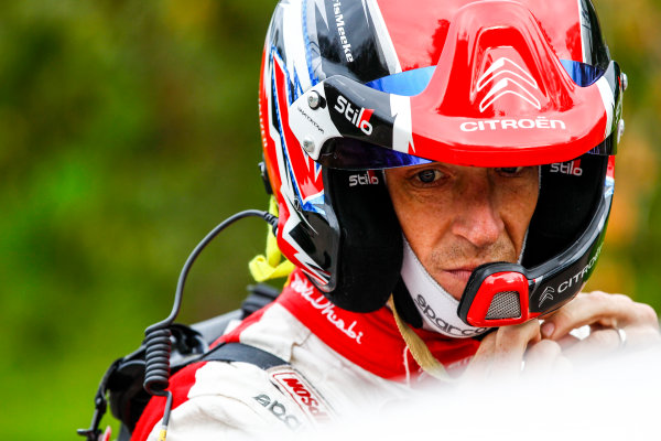 2017 FIA World Rally Championship, Round 12, Wales Rally GB, 26-29 October, 2017, Kris Meeke, Citroen, portrait, Worldwide Copyright: LAT/McKlein