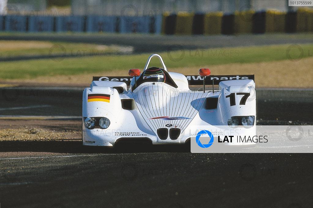 1999 Le Mans Pre-Qualifying.