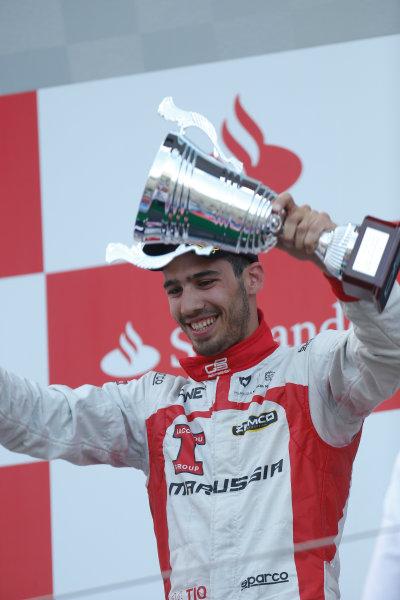 2013 GP3 Series. Round 4.  Nurburgring, Germany.  6th July 2013.  Saturday Race. Tio Ellinas (CYP, Marussia Manor Racing). World Copyright: Andrew Ferraro/GP2 Series Media Service. Ref: _79P5791