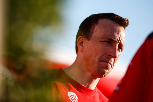 2017 FIA World Rally Championship, Round 11, Rally RACC Catalunya / Rally de España, 5-8 October, 2017, Kris Meeke, Citroen, portrait, Worldwide Copyright: LAT/McKlein