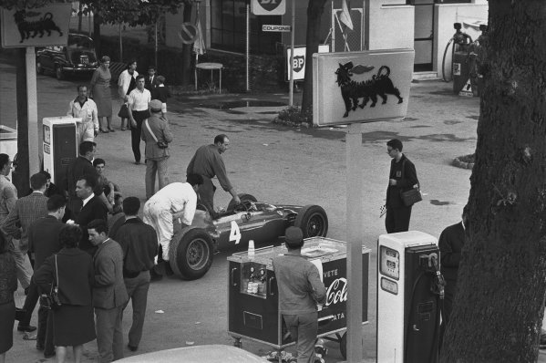 Monza, Italy. 6th - 8th September 1963. 