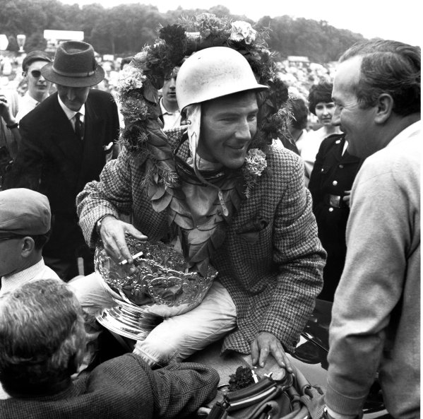 Brands Hatch, England. 3rd June 1961.