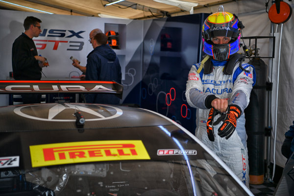 Pirelli World Challenge Victoria Day SpeedFest Weekend Canadian Tire Motorsport Park, Mosport, ON CAN Friday 19 May 2017 Tom Dyer World Copyright: Richard Dole/LAT Images ref: Digital Image RD_CTMP_PWC17025