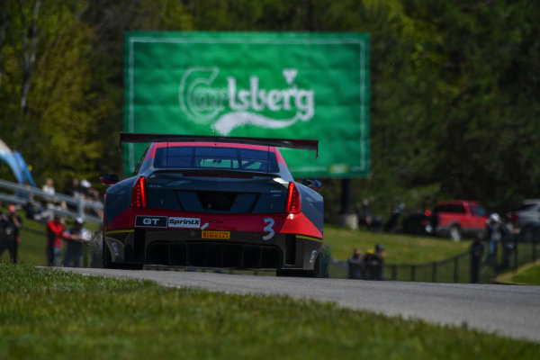 Pirelli World Challenge Victoria Day SpeedFest Weekend Canadian Tire Motorsport Park, Mosport, ON CAN Saturday 20 May 2017 Johnny O'Connell/Ricky Taylor World Copyright: Richard Dole/LAT Images ref: Digital Image RD_CTMP_PWC17070