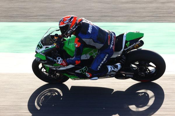 Isaac Vinales, ORELAC Racing VerdNatura.