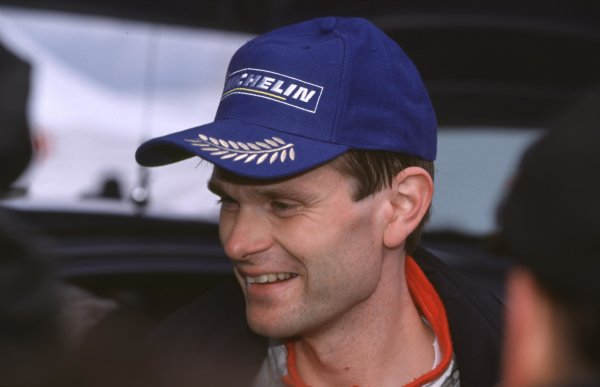 Marcus Gronholm (Peugeot 206 WRC), WinnerSwedish Rally, Sweden 10-13/2/2000World - McKlein/LAT PhotographicRef: 2K WRC 10