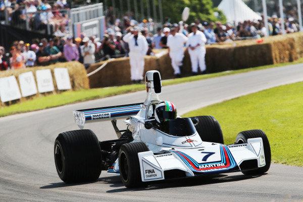 Marino Franchitti, Brabham