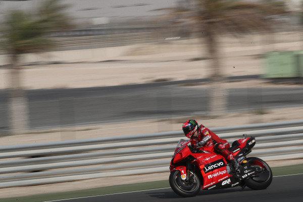 Francesco Bagnaia, Ducati Team .