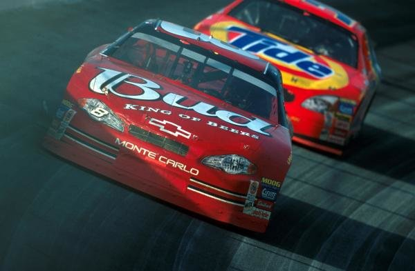Dale Earhardt Jr. (USA) Chevrolet finished the race in 7th place.