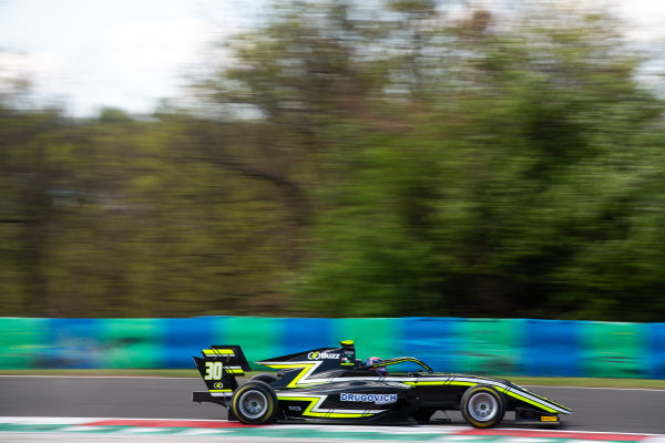 Felipe Drugovich (BRA) Carlin Buzz Racing