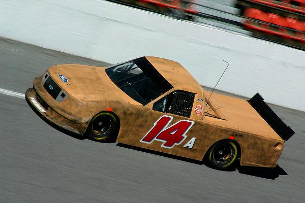 2003 NASCAR Craftsman Truck TestingDaytona, Florida, USA. 12th January 2003.Rick Crawford (Ford Circle Bar Racing), action.World Copyright: Greg Aleck/LAT Photographicref: Digital Image Only