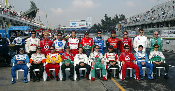 2002 Mexico City CART, 14-17 November, 2002, Autodromo Hermanos Rodriguez, Mexico.
