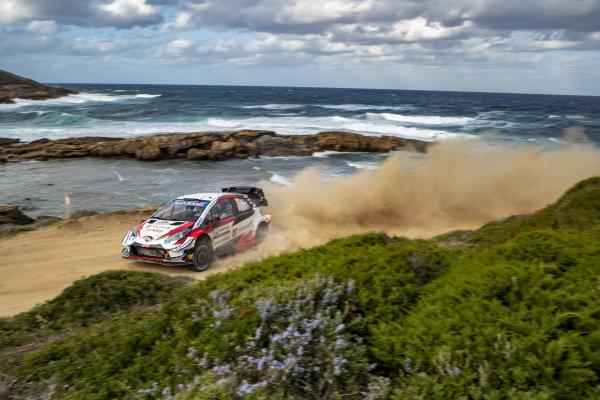 Elfyn Evans (GB), Toyota Gazoo Racing WRT, Toyota Yaris WRC 2020
