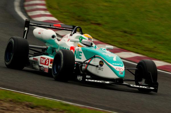 2003 Formula Nippon ChampionshipSugo, Japan. 27th July 2003.Round 11, winner action.World Copyriht: Yasushi Ishihara/LAT Photographicref: Digital Image Only