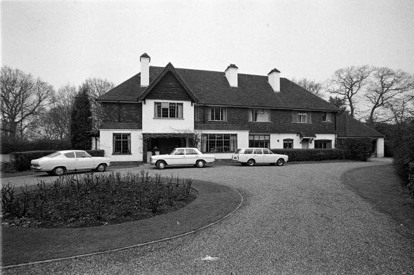 The Brabham house