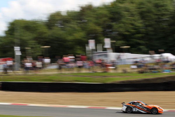 2017 Ginetta GRDC Plus,  Brands Hatch, 5th-6th August 2017, Nick Portlock  World Copyright. JEP/LAT Images