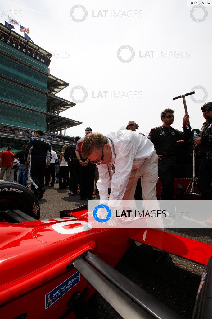 2009 IRL Indy 500 Race
