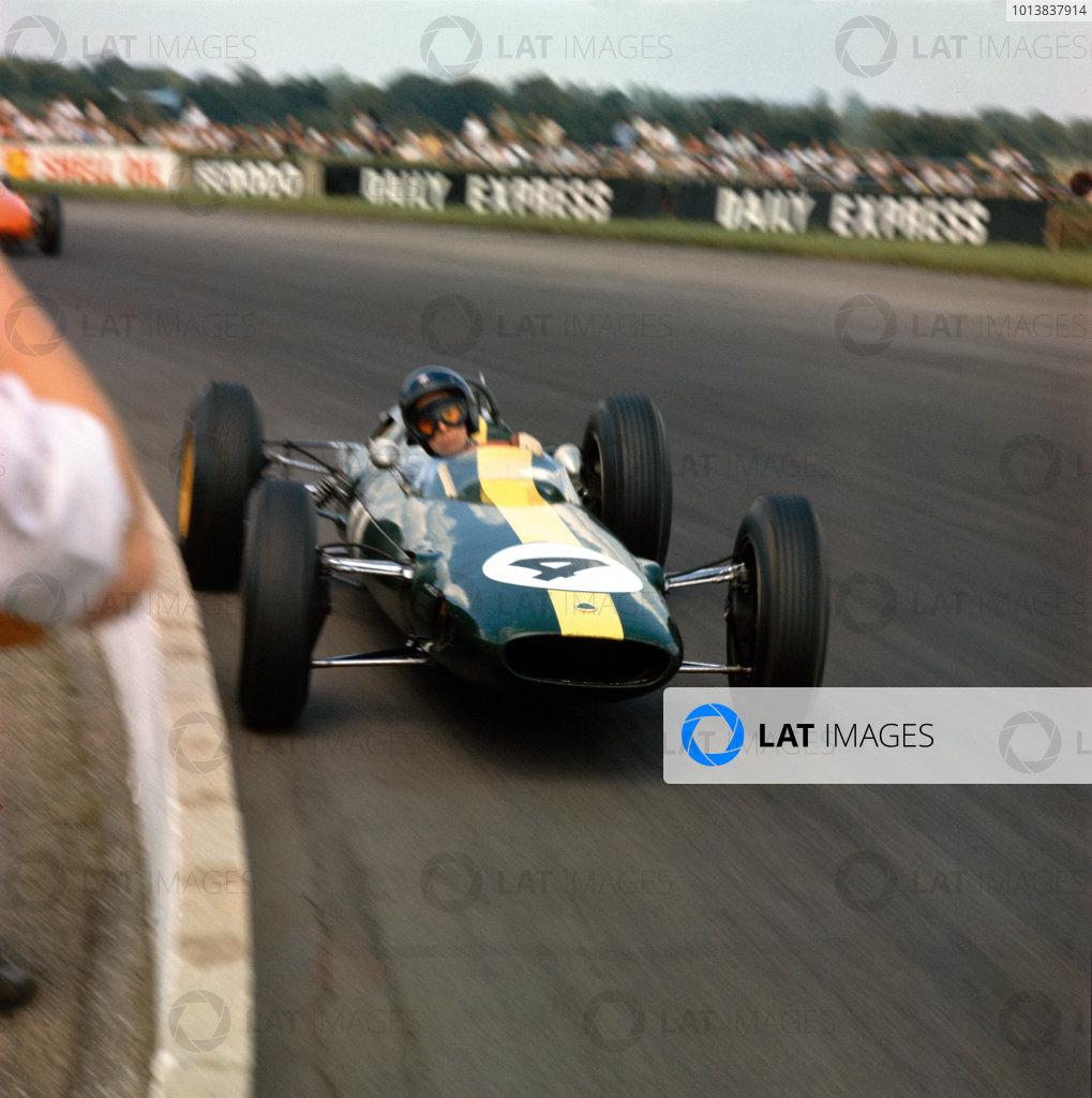 1963 British Grand Prix.