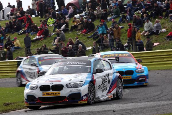 2017 British Touring Car Championship, Croft, North Yorkshire. 10th-11th June 2017, Colin Turkington (GBR) Team BMW BMW 125i M Sport World copyright. JEP/LAT Images