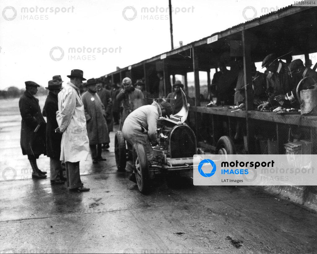 1927 British Grand Prix.