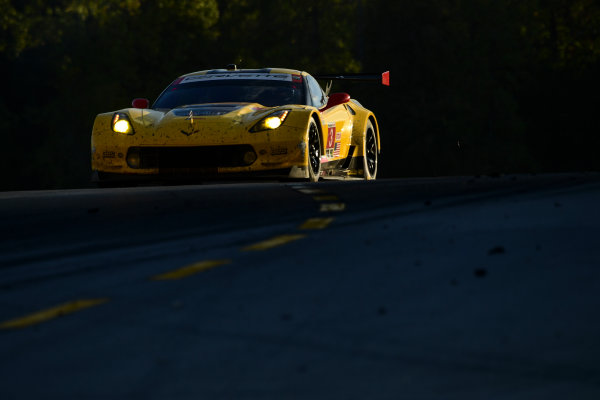 28 September -1 October 2016,  Braselton, Georgia USA 3, Chevrolet, Corvette C7, GTLM, Antonio Garcia, Jan Magnussen, Mike Rockenfeller ©2016, Richard Dole LAT Photo USA