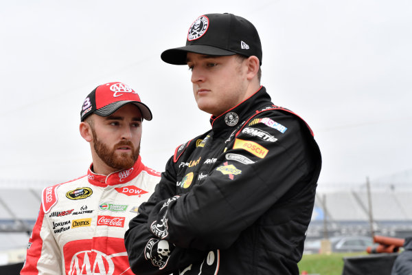 30 September-1 October, 2016, Dover, Delaware USA Austin Dillon, Ty Dillon, Leavine Family Racing ?2016, Scott R LePage  LAT Photo USA