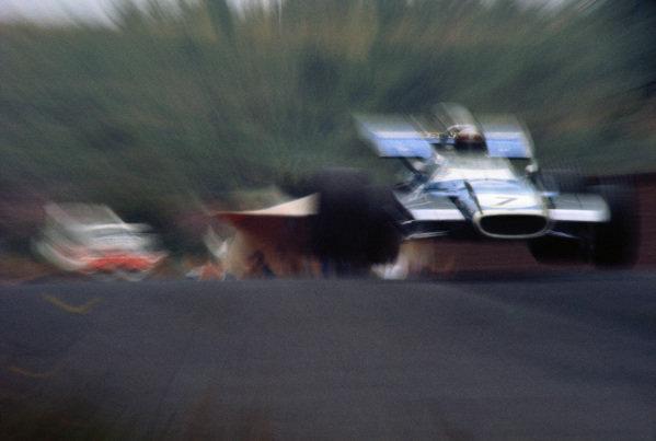 Jackie Stewart, Matra MS80 Ford.