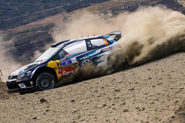2016 FIA World Rally Championship, Round 03, Rally Mexico, March 3-6, 2016 Jari Matti Latvala, VW, action Worldwide Copyright: McKlein/LAT