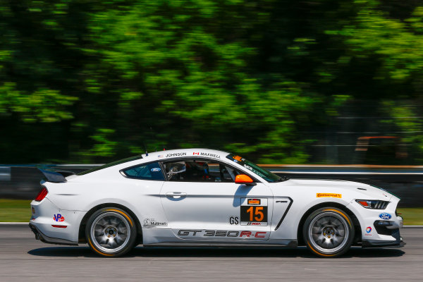 22-23 July, 2016, Lakeville, Connecticut USA 15, Ford, Shelby GT350R-C, GS, Scott Maxwell, Billy Johnson ?2016, Jake Galstad LAT Photo USA