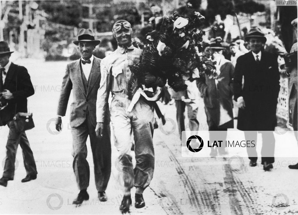 1931 Monaco Grand Prix.