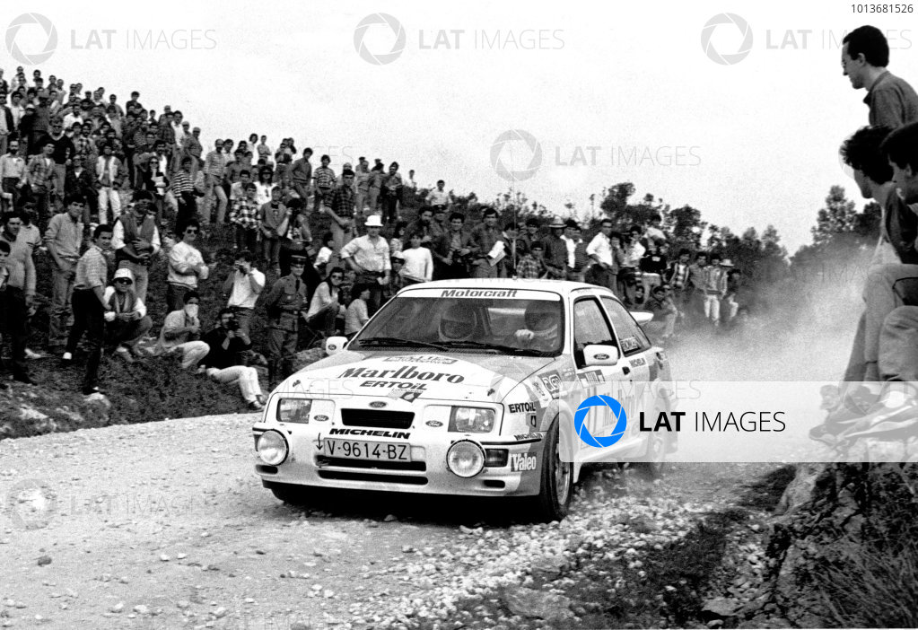 1987 World Rally Championship