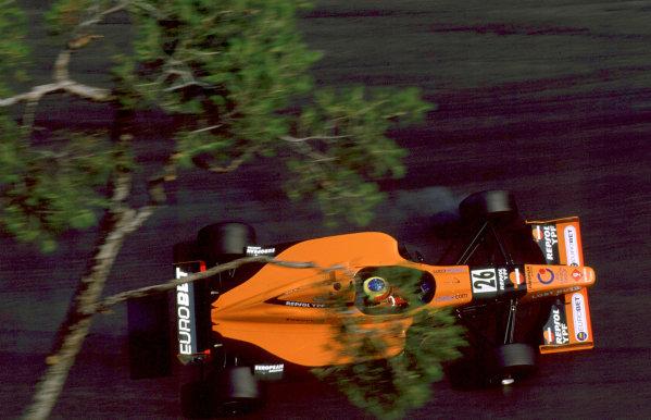 International F3000 MonacoMonte Carlo, Rd 5, 2nd - 3rd june 2000.Christian Albers (European Arrows) race action.Retired.World - Bellanca/ LAT PhotographicThree Thousand Monaco