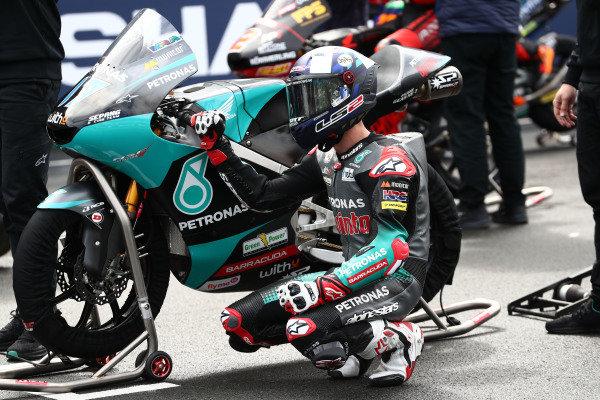 John Mcphee, Petronas Sprinta Racing.