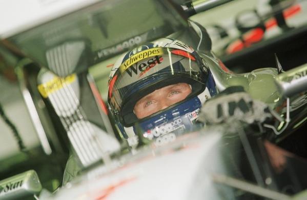 1998 Austrian Grand Prix.A1-Ring, Zeltweg, Austria.24-26 July 1998.David Coulthard (McLaren MP4/13 Mercedes-Benz).World Copyright - Steve Etherington/LAT Photographic