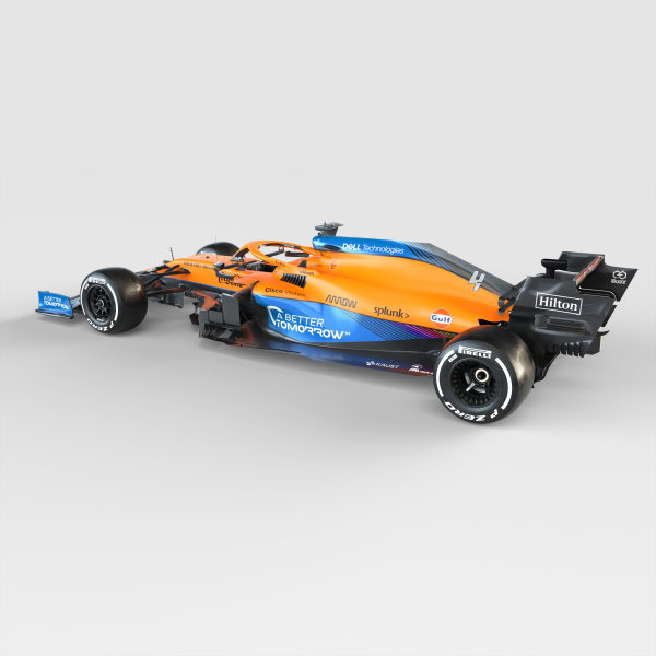 2021 MCL35M rear three quarter left