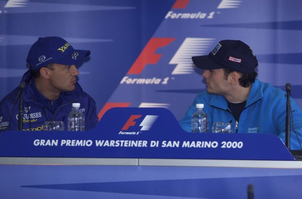 2000 San Marino Grand Prix.