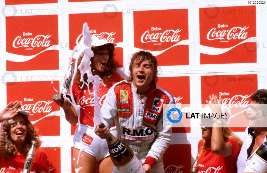 1980 Brazilian Grand Prix.