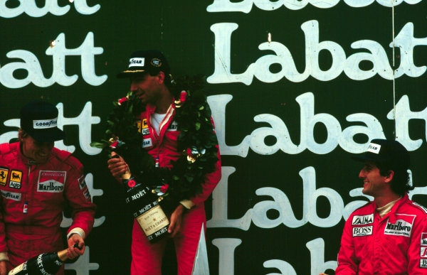 1985 Canadian Grand Prix, 