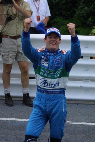 2001 F3000 Championship - RaceMonte Carlo, Monaco. 26th May 2001World Copyright - Bellanca / LAT Photographicref: 8 9 MB Digital
